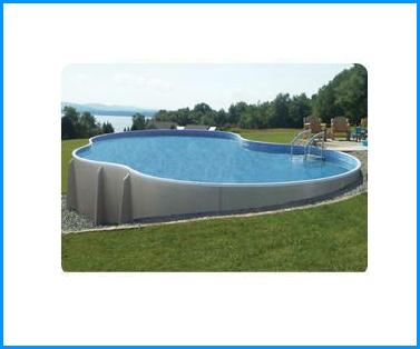 On-Ground Swimming Pool