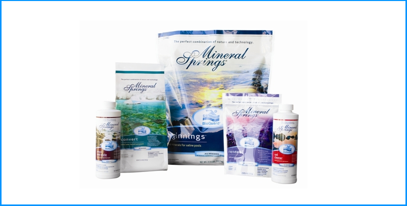 BioGuard Pool Care System
