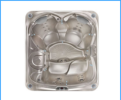 GLOW® 4 PERSON HOT TUB