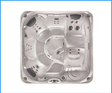 FLAIR® 6 PERSON HOT TUB