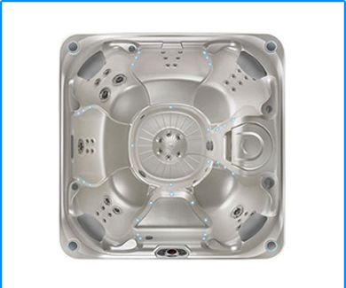 PULSE® 7 PERSON HOT TUB