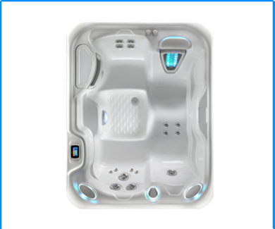 JETSETTER® NXT 3 PERSON HOT TUB