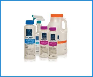 SpaGuard Chemicals