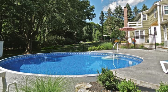 Pool Side maintenance