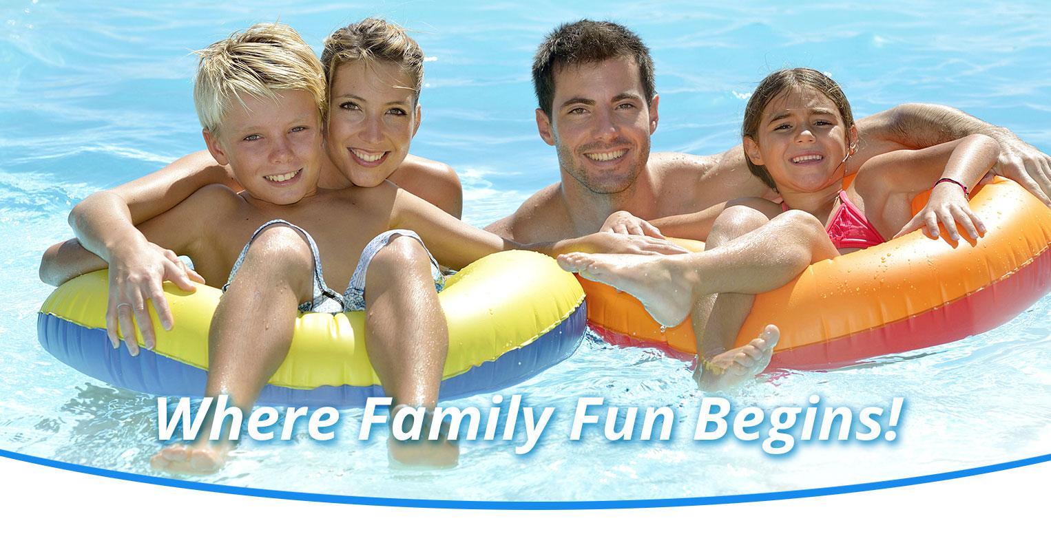 Where Family Fun Begins